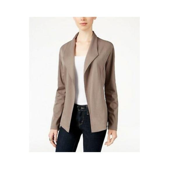 e3ccfc394e1c8 Style & Co Jackets & Coats   Last One Nwt Open Front Knit Blazer ...